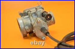 01-13 2006 KX85 KX 85 OEM Keihin PWK 28 Carburetor Carb Assembly Cable