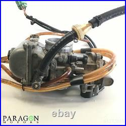 04#1 Kawasaki KX250 KX 250 Engine Intake Carburetor Carb KEIHIN PWK OEM