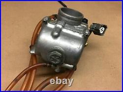 1998 98 KX250 KX 250 Keihin PWK Carburetor Fuel Injector Body Cable Throttle