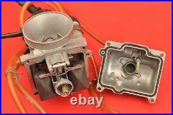 1998 Kawasaki Kx250 Kx 250 Carb Carburetor Intake Fuel Keihin PWK 38mm