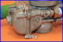 1999 99 KX250 KX 250 Keihin PWK Carburetor Fuel Injector Body Cable Throttle