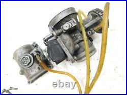 1999 ktm 250sx original keihin PWK 38mm carb carburetor assembly 1998 1996 1997