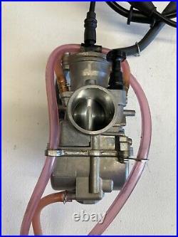 19 20 21 Yamaha Yz 85 Yz85 Keihin Pwk Carburetor Carb Cable 5pa-14101-30-00