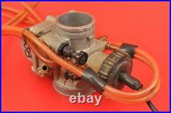 2000 2001 Honda CR250 CR250R CR 250 Keihin PWK 38mm Carb Carburetor Intake Fuel
