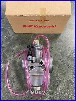 2001-2009 Kawasaki KX100 Keihin PWK Carburetor Assembly Genuine OEM 15003-1643