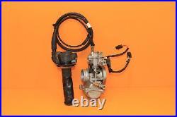 2002 02-04 YZ250 YZ 250 Keihin PWK Carburetor Throttle Body Twist Fuel Injector