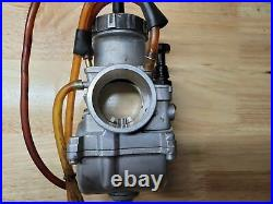 2002 KTM 250 EXC SX OEM Carburetor Carb Assembly PWK Keihin Fuel Intake