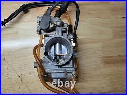 2003 Kawasaki KX250 KX 250 OEM Carburetor Carb Assembly PWK Keihin Fuel Intake