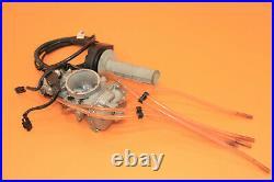 2005 05 YZ250 YZ 250 OEM Keihin PWK Carburetor Throttle Body Fuel Injector Twist