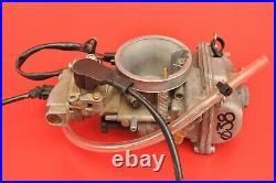 2005 05 Yamaha YZ250 YZ 250 Complete Keihin PWK 38mm Carb Carburetor Throttle