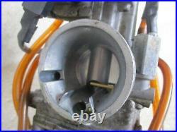 2005 YAMAHA YZ250 KEIHIN PWK CARBURETOR CARBURATOR With THROTTLE, M117