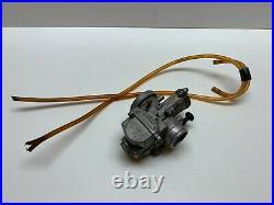 2007 07 Yamaha YZ85 YZ 85 Engine Carburetor Carb Throttle Body Keihin PWK #1