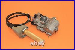 2008 07-10 YZ250 YZ 250 Keihin PWK Carburetor Throttle Body Fuel Injector Intake