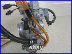 2009 Yamaha Yz250 Keihin Pwk Carburetor Carburator Carb 1p8-14101-60-00, M122