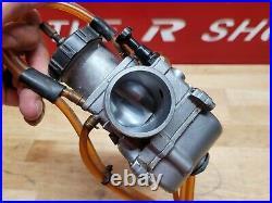 #2 Atc 250r Keihin Carburetor Pwk 38mm Carb Atc250r Trx250r Trx Air Striker