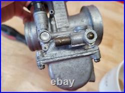 #2 Honda Atc 250r Keihin Carburetor Pwk 35mm Carb Atc250r 85 Trx250r Trx Oem