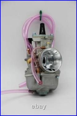 2 X Yamaha Banshee 28Mm 28 Mil Larger Carbs Carburetors Pwk + Vito's Thumb Cable