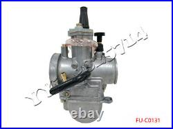 34mm OKO PWK Power Jet Carburetors Carb Quad 2 Stroke Dirt Pit Bike ATV Go Kart
