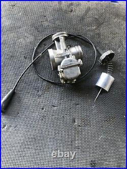 88-931991 91 KX250 KX 250 KEIHIN Carburetor Injector Carb Intake Throttle PWK B