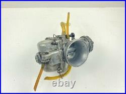 88 Kawasaki KX250 KX 250 Engine Motor Keihin Carburetor PWK Carb Intake Fuel Air