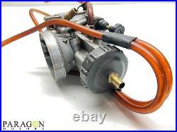 97#3 1997 Suzuki RM250 RM 250 Engine Intake Carburetor Carb KEIHIN PWK