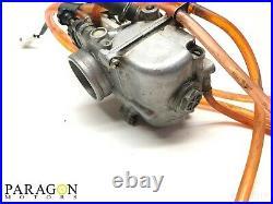 98#1 1998 Suzuki RM250 RM 250 Engine Intake Carburetor Carb KEIHIN PWK
