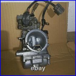 99 1999 kawasaki Kx125 kx 125 carb Carburetor Intake Fuel power jet keihin pwk