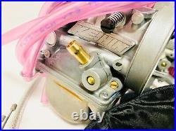Banshee 35mm 35 mil PWK Air Striker Carb Kit Carbs GENUINE KEIHIN Complete Kit