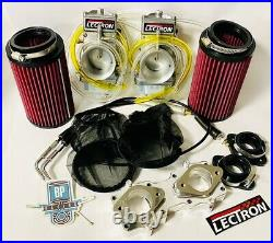 Banshee Lectron Lectrons Carbs Carb Kit Complete 34mm Electron Cub Serval PWK