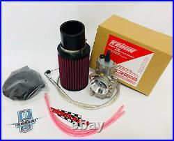 Blaster Carb Kit YFS200 28mm KEIHIN PWK Carburetor Air Filter Intake Cable