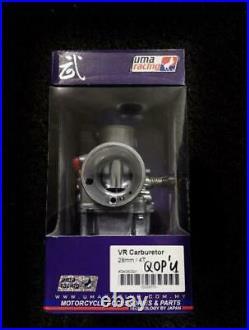 Brand New Uma Racing Motorbike 4t Pwk Carburetor 28mm Express Shipping
