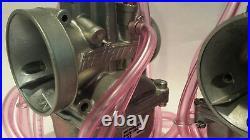 CR250R CR 250R GENUINE Keihin 38mm 38 Mil PWK Air Striker Carb Carburetor Kit