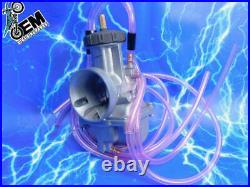 Complete 36mm Carburetor Kit KEIHIN PWK Carb Intake Genuine OEM STOCK Quad Air