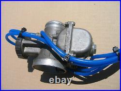 GENUINE KEIHIN PWK 38.5mm CARB CARBURETOR LOW HOUR CR RM RMX KX YZ WR KTM NICE