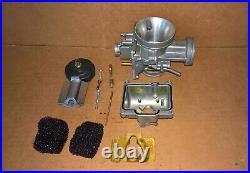 Genuine Keihin PWK 41mm Shifter Kart Pump-Around Floatless Carburetor