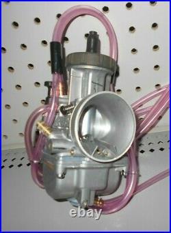 Honda Atc250r, Trx250r 250r 38 MM Keihin Pwk Air Striker Carburetor, Carb