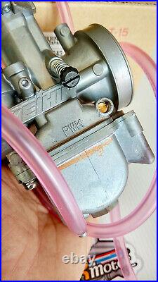 Kawasaki Keihin Carburetor PWK 28 OEM KX100 KX85 KX 100 85 2001 2002 2003-2013