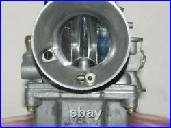 Keihin 016-155 39mm PWK semi flat slide two stroke carburetor