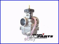 Keihin PWK 33 carburetor / 33mm. Series 2-stroke upgrade carb NEW