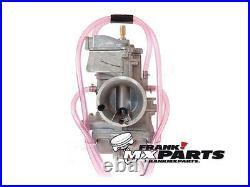 Keihin PWK 36 Air Striker carburetor / short body quad vent carb NEW UPGRADE
