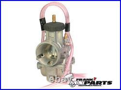 Keihin PWK 36 quad vent carburetor / 36mm. Quad vent series carb upgrade NEW