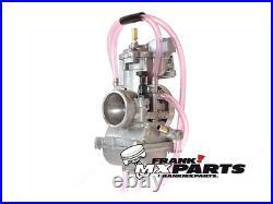 Keihin PWK 38 Air Striker carburetor / short body quad vent carb NEW UPGRADE