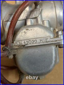 Keihin PWK 38mm Carburetor 2000 2001 Honda CR250 CR250R CR 250