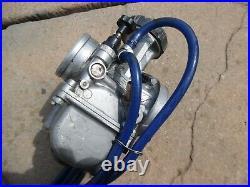 Ktm 125 Sx Carburettor / Carb / Keihin Pwk Ktm 125sx Fit 07 / 10 Bikes