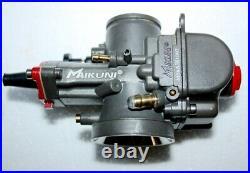 MAIKUNI PWK 34mm Racing Carb Carby Carburetor 250cc 300cc PIT Trail Dirt Bike