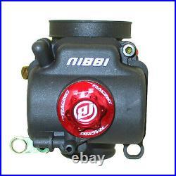 NIBBI Racing Performance Carburetor 28MM PWK28 Carb For Dirt ATV Quad Go Karts