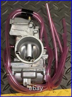 New Genuine Keihin PWK 36S Carburetor KAWASAKI KX 125 250