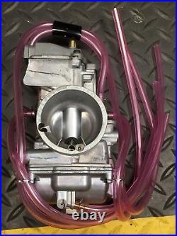 New Genuine Keihin PWK 38-S Carburetor / KTM 250 300 SX EXC MXC UPGRADE