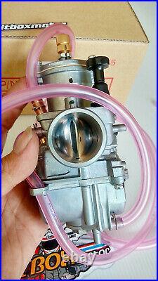 New OEM Kawasaki Keihin Carburetor PWK KX100 KX85 KX 100 85 2001 2002 2003-2013