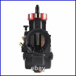 Nibbi Carburetor Replacement High Performance Speed Modified Carburetor Pwk38mm